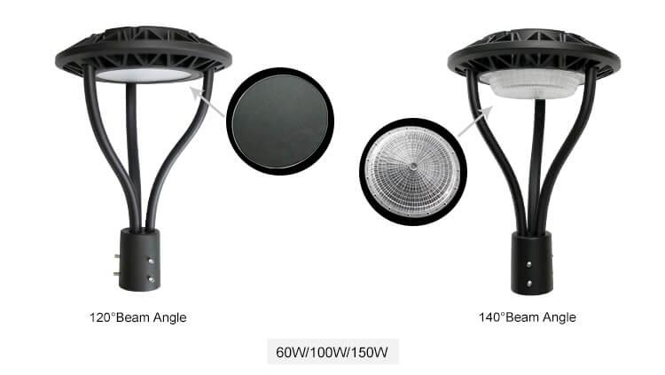 LED Post Top Light